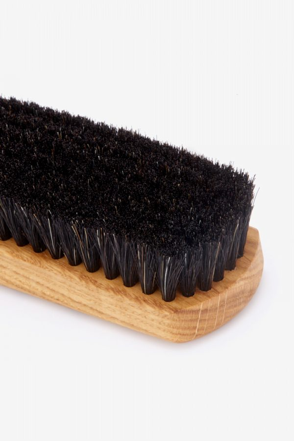 Redecker Shoe Shine Brush Black – Musta kenkäharja