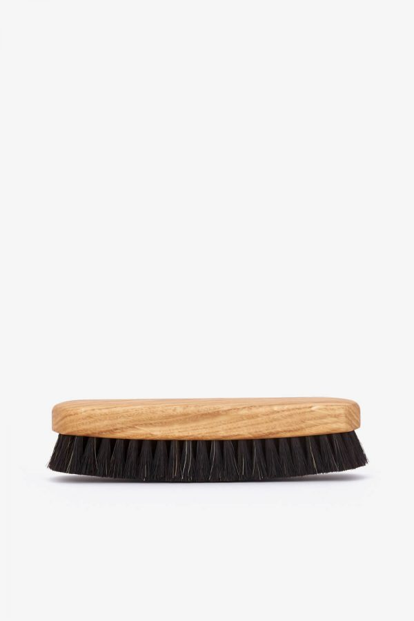 Redecker Shoe Shine Brush Black – Musta kiillotusharja