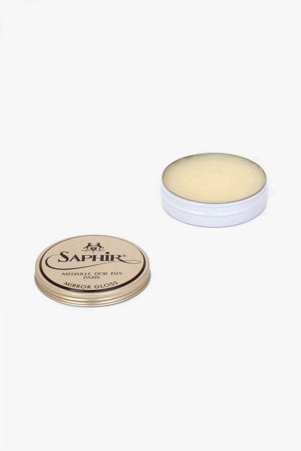 Saphir Mirror Gloss Wax Polish – Kenkävaha