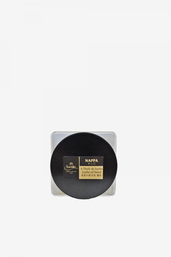 Saphir Nappa Leather Balm – Hoitoaine pehmeille nahoille